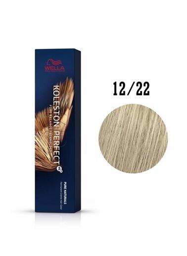 Wella Koleston Perfect Me+ Tüp Boya 60 Ml 12/22 Extra Mat Sarı Renksiz